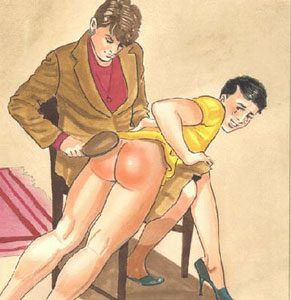... catering to the adult F/M spanking and domestic discipline enthusiast.